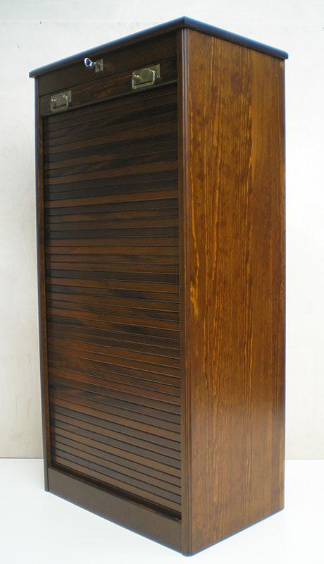 Holz-Rollladenschränke in verschiedenen Farben vom Tischer kaufen ...